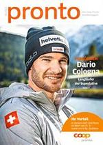 Journaux et magazines Coop Pronto : Coop Pronto Kundenmagazin 012021