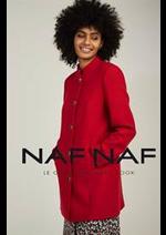 Prospectus NAF NAF : Collection Vestes