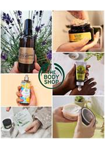 Catalogues et collections The Body Shop : New Collection