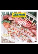 Prospectus Zeeman : Babyfolder