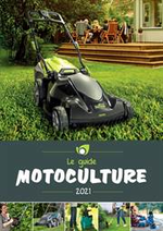 Prospectus  : Le Guide Motoculture 2021