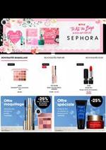 Promos et remises Sephora : Offres Sephora
