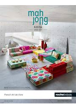 Journaux et magazines  : MAH JONG SOFA