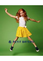 Prospectus Petit Bateau : Collection Fille