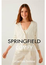 Prospectus Springfield : Collection femme