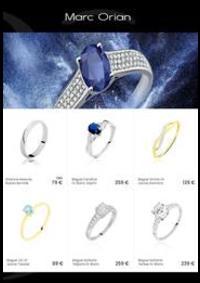 Prospectus Marc Orian Montesson : Bijoux et montres
