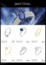 Prospectus Marc Orian : Bijoux et montres