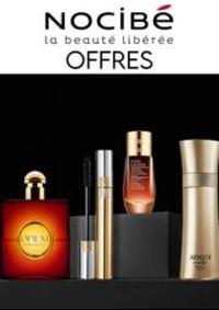 Prospectus Nocibé Parfumerie PARIS PORTE RAMBUTEAU NIVEAU -2 : Promotions