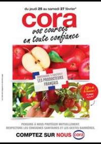 Prospectus Cora ERMONT : Catalogue Cora