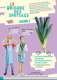 Prospectus Colruyt ANDENNE : La brigade des spatules