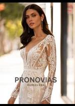 Prospectus Pronovias : Nouvelle Collection
