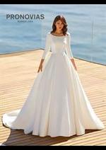 Prospectus Pronovias : Robes de mariée élégantes