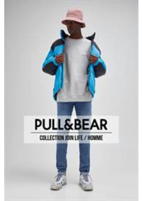 Prospectus Pull & Bear Bruxelles - Rue Neuve  : Collection Join Life / Homme