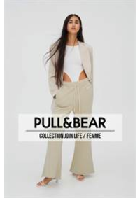 Prospectus Pull & Bear Créteil : Collection Join Life / Femme