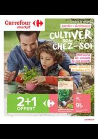 Prospectus Carrefour Market VIARMES : CULTIVER SON CHEZ-SOI