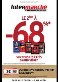 Promos et remises Intermarché Super Audincourt : TOUS UNIS CONTRE LA VIE CHÈRE