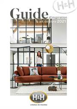 Prospectus  : Guide d'inspiration & art de vivre 2021