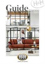 Prospectus H&H : Guide d'inspiration & art de vivre 2021