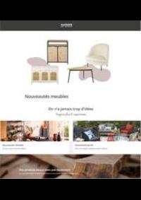 Prospectus Maisons du Monde Namur - Champion : Nouveautés meubles
