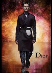 Prospectus Christian Dior Paris 30 avenue Montaigne : PRE-FALL 2021 MENSWEAR