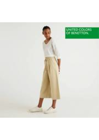 Prospectus United Colors Of Benetton PARIS 37/39 BLVD. ST. MICHEL : Nouvelle Collection / Femme