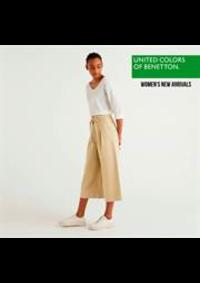 Prospectus United Colors Of Benetton Ecublens : Women's New Arrivals
