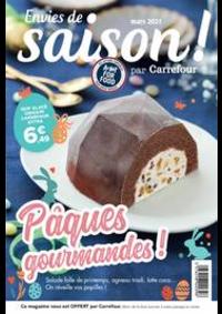 Prospectus Carrefour St-Quentin-en-Yvelines - Montigny-Le-Bretonneux : Pâques Gourmandes !