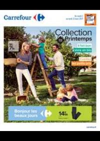 Prospectus Carrefour GENNEVILLIERS : Collection TEX Printemps