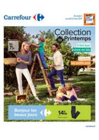 Prospectus Carrefour MONTIGNY LES CORMEILLES : Collection TEX Printemps
