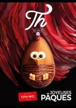 Prospectus Thiriet : Joyeuses Pâques