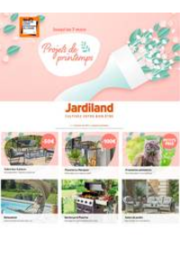 Prospectus Jardiland MARCQ-EN-BAROEUL : Projets de printemps