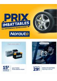 Prospectus Norauto BOBIGNY : Prix imbattables