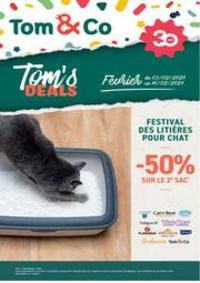Prospectus Tom&Co Ixelles Chaussée d' Ixelles 156 : Tom's Deals