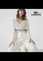 Prospectus Lacoste : Colección Mujer