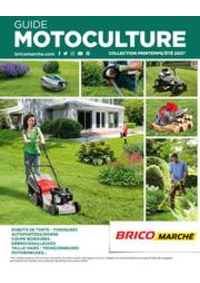Prospectus Bricomarché BRISSAC QUINCÉ : Guide Motoculture