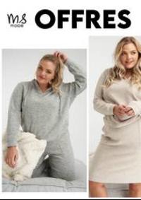 Prospectus M&S Mode Belle Epine : Offres MS Mode