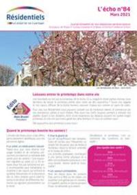 Prospectus Point Relais Mondial Relay - GENTILLY LIMITE KREMLIN BI : L'écho des résidentiels