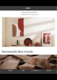 Prospectus Maisons du Monde Jemappes : Nouveautés déco murale
