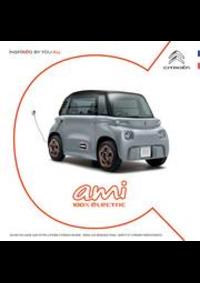 Prospectus Citroen LE PORT MARLY : Citroën AMI