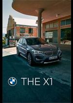 Prospectus BMW : BMW X1