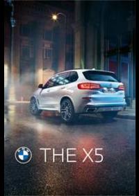 Prospectus BMW PARIS 4 : BMW  X5