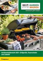 Prospectus Do it + Garden : Grill 2021