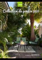 Prospectus Casa : Collection de jardin 2021
