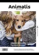 Promos et remises  : Magazine Animalis