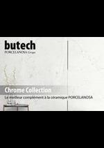 Prospectus Porcelanosa : Chrome Collection