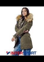 Prospectus Intersport : Coats & Jackets