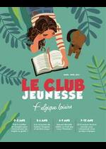 Prospectus Belgique Loisirs : Une ofrre exceptionnelle