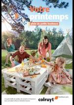 Prospectus Colruyt : Votre printemps plein de petits bonheurs
