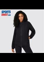 Prospectus Sports Direct : Sweat-shirts á capuche
