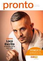 Journaux et magazines Coop Pronto : Rivista clienti Pronto 022021